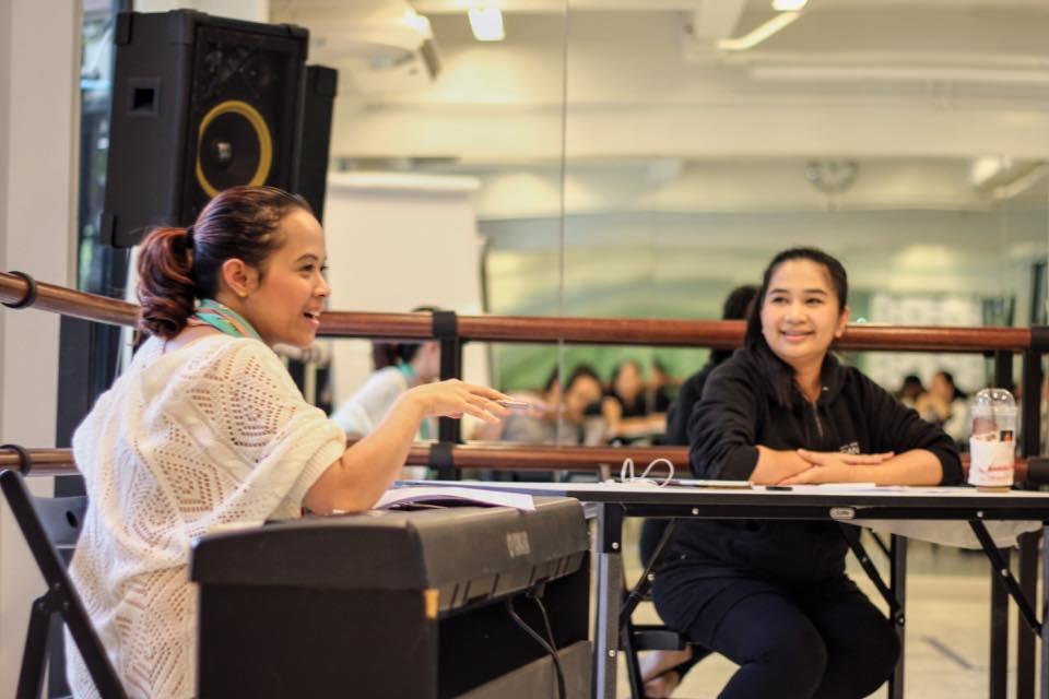 ครูน้อง DR.NONG Voice Studio ให้คำแนะนำเรื่องการร้องเพลง และการเลือกเพลงไป Audition