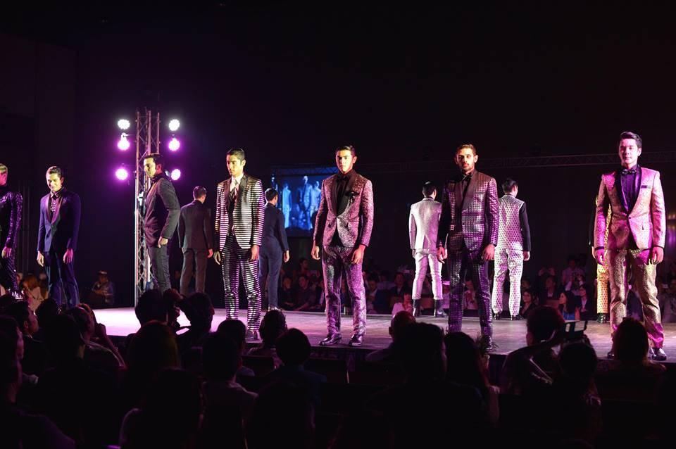 IDEO ร่วมกับ PING MAKEUP จัดแฟชั่นโชว์การกุศล  Perfect Soul for Beautiful World at Paragon Hall